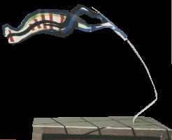1986 'fiere vlag' '